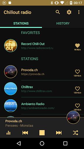 Chillout & Lounge music radio v4.2.7 [Unlocked]