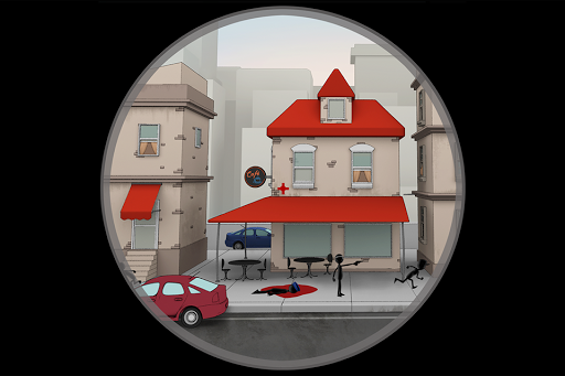 Sniper Shooter Free - Fun Game screenshot 2