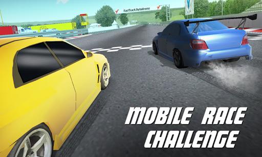 快速軌道賽車:賽車3D