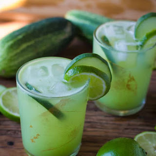 Cucumber Lime Cocktail Recipes.