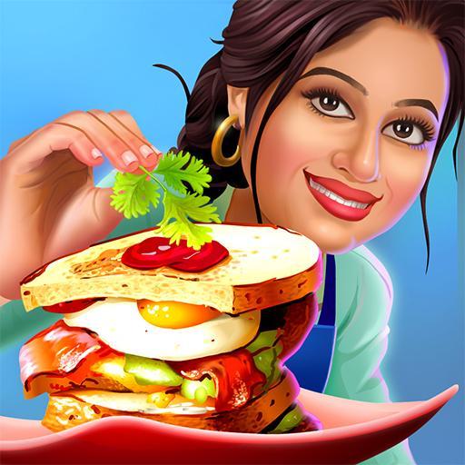 Baixar Cooking Cafe - Patiala Babes : Restaurant Game para Android