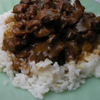 Steak Gravy And Rice Recipes.
