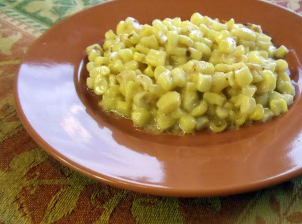Indian Fried Corn Recipe