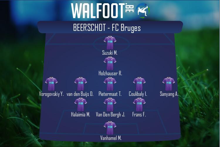 Beerschot (Beerschot - FC Bruges)
