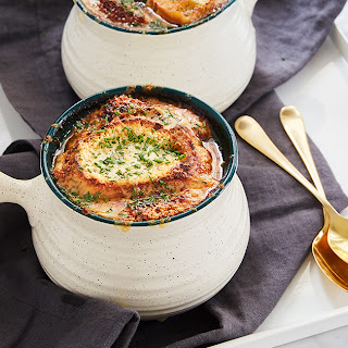 Slow-Cooker French Onion Soup.
