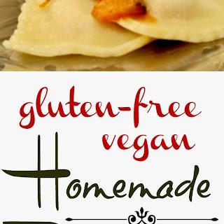 Easy Gluten Free Ravioli or Tortellini