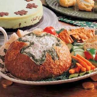 Appetizer - Emerald Isle Dip.