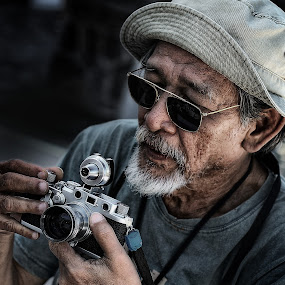 by Carlo Magno - People Portraits of Men ( senior citizen )