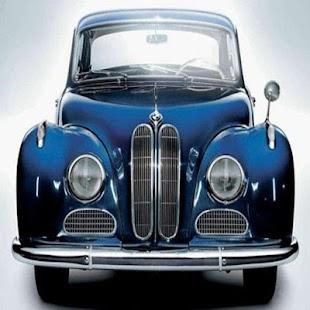 Antique Cars - náhled