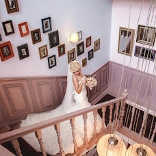 Wedding photographer Olga Khayceva (Khaitceva). Photo of 16.12.2016