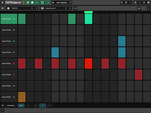 Roland Zenbeats screenshot 18