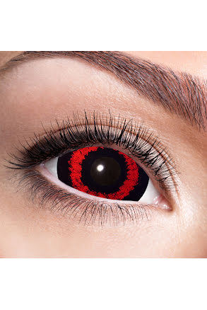 Sclera Red Demon 6 mån