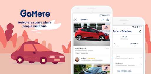 Gomore Ridesharing Car Rental Apps On Google Play