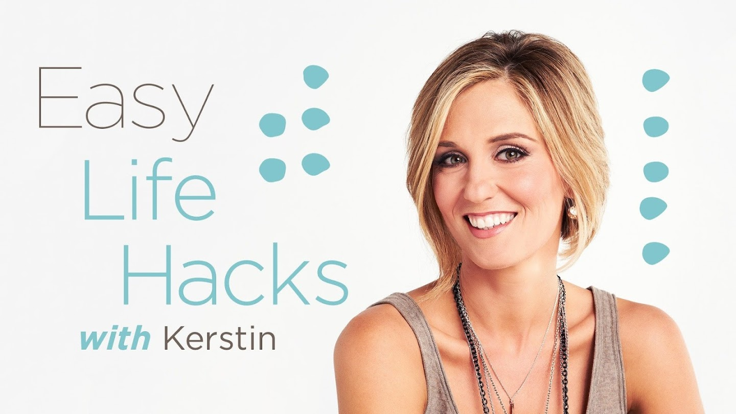Watch Easy Life Hacks with Kerstin live