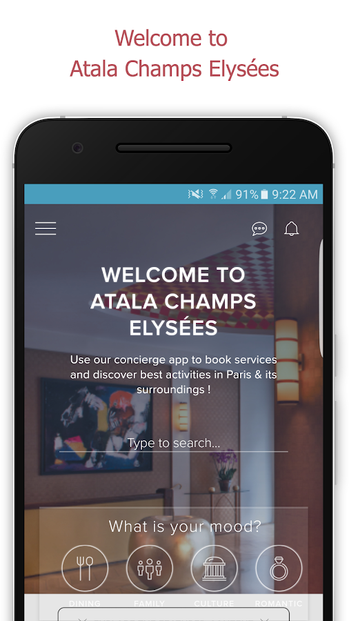 Atala Champs Elysees- screenshot