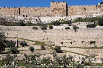 Photo: Zion Gate, Jerusalem