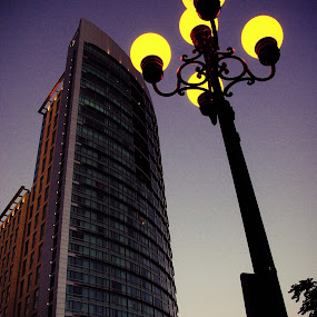 by Dennis Sorita - Buildings & Architecture Office Buildings & Hotels