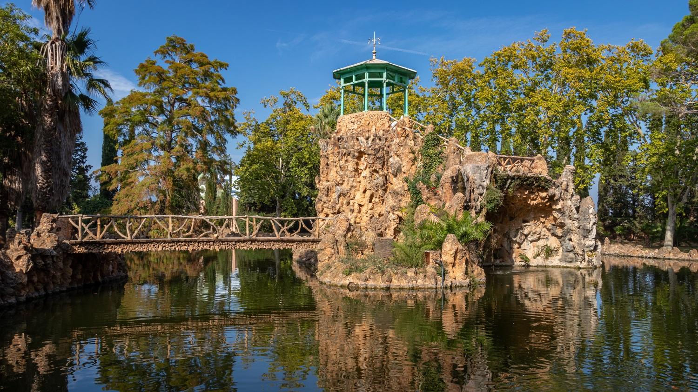 Parc Samà, entre Cambrils y Montbrió