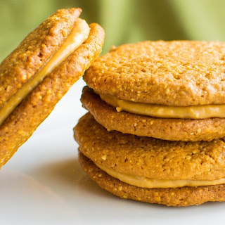 Peanut Butter Sandwich Cookies.
