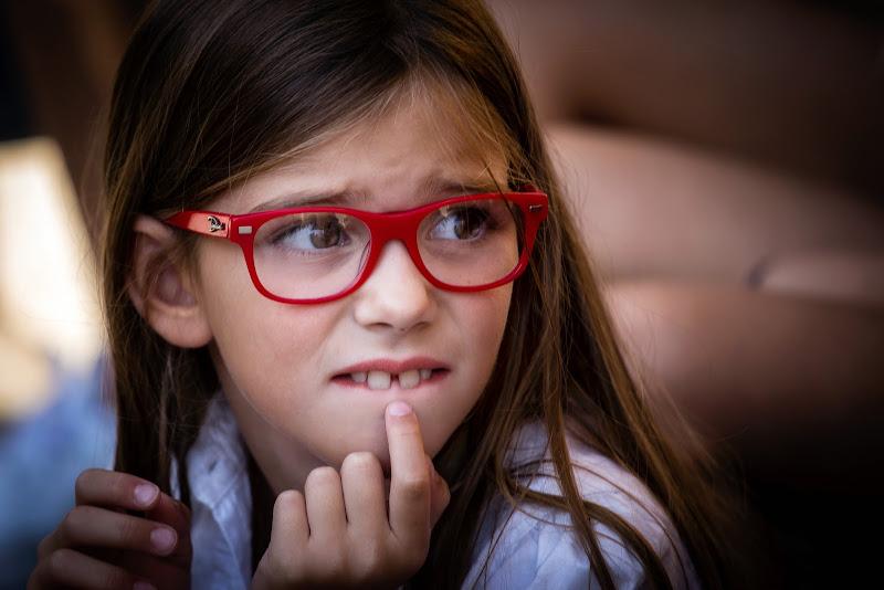 Gli occhiali rossi di Sergio Locatelli