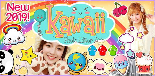 My Kawaii Photo Editor ➯ Stickers for Pictures - cool stickers for images!