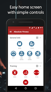 Absolute Fitness: Gym Workout 2.1 (AdFree)