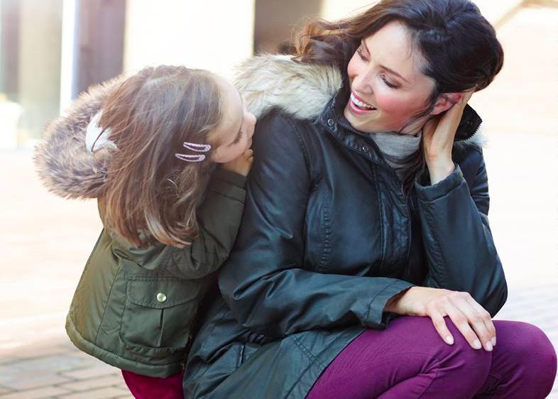 Mums retreat with children