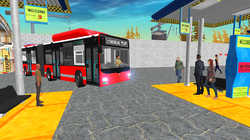 Tourist Bus Simulator: Coach Driving 3D 1.0 screenshots 13