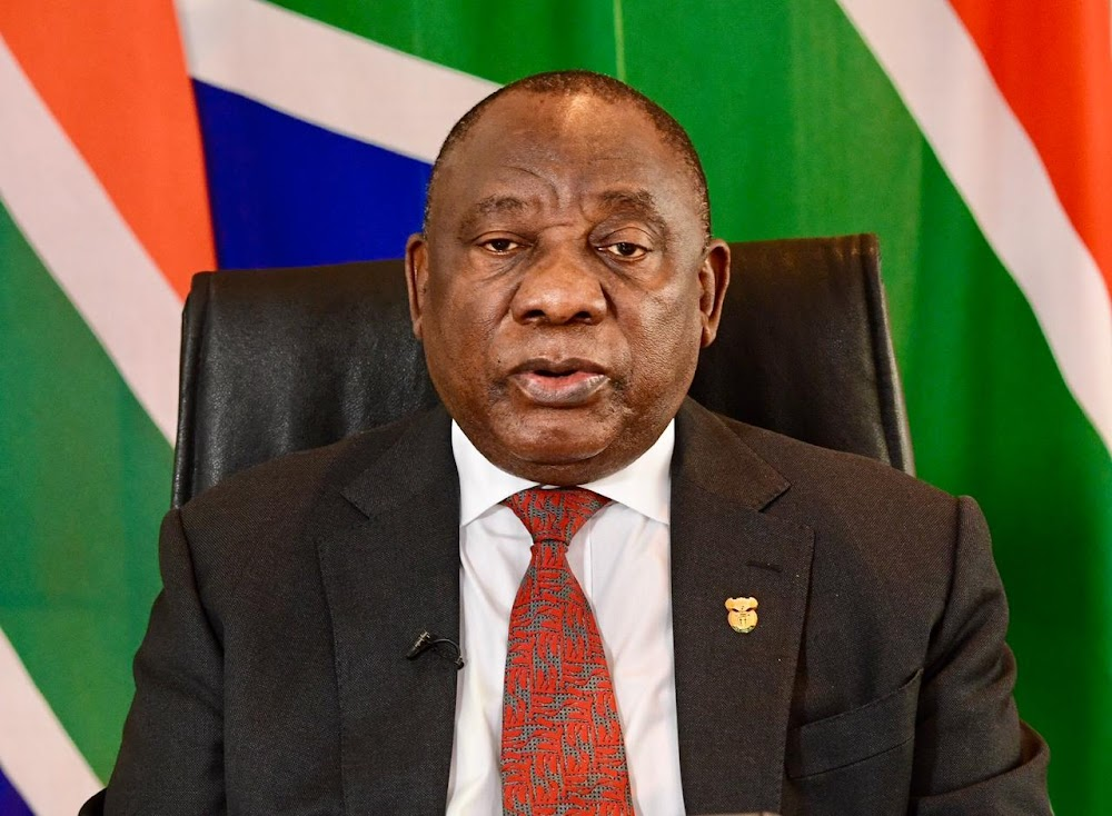 WATCH LIVE | Cyril Ramaphosa addresses SA