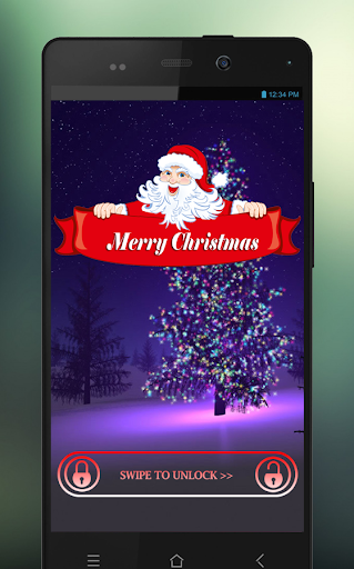 Christmas Lock