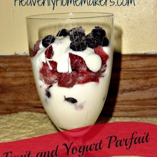 Fruit and Yogurt Delight Recipe