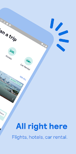 Skyscanner – cheap flights, hotels and car rental 2