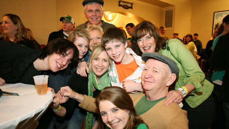 Traditional-St.-Patrick's-Festival-In-Chicago