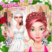 Bridesmaid Makeover Salon