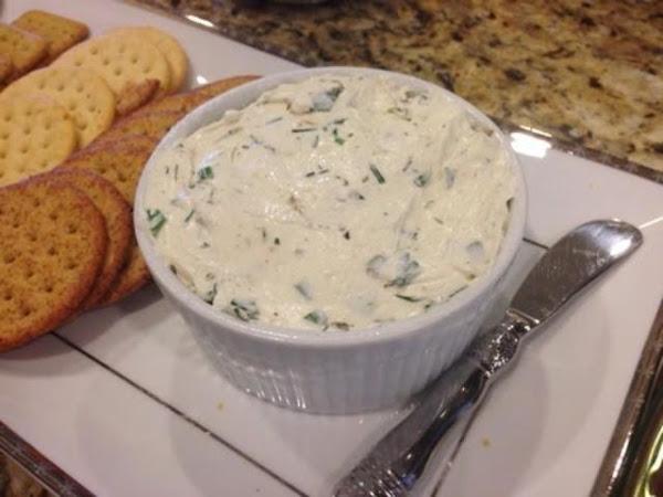 Herb Cheese (copycat Boursin Cheese) Recipe
