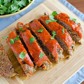 Slow-Cooker Italian Meatloaf.