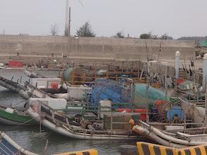 Photo: パイプ製の船