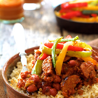 Chorizo Sausage Rice Recipes