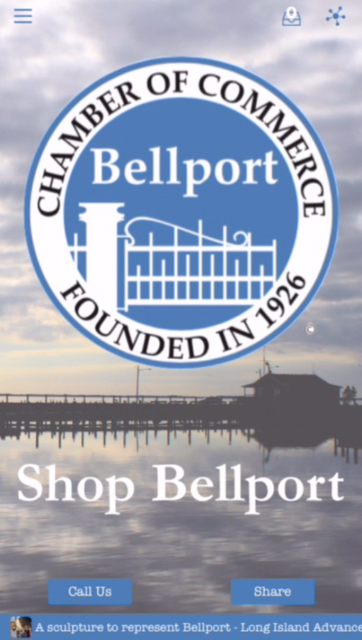 Bellport Chamber of Commerce- screenshot