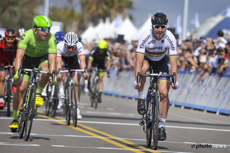 Na het passen van Sagan voor Californië: wedstrijd gaat niet door in 2020