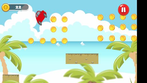 Car Jump- Run screenshot 3