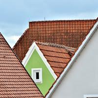 Diagonali sui tetti di