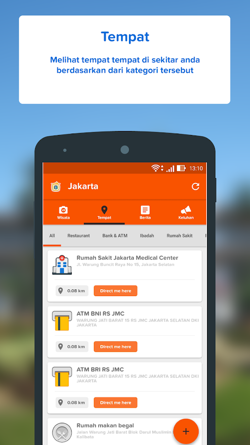 Jakarta Smart City - Android Apps on Google Play
