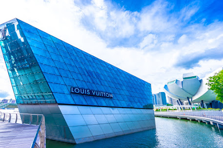Singapore Marina Bay Sands Louis Vuitton1