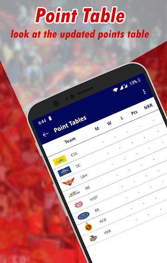 IPL Live 2020 screenshot 5