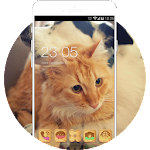 Cute Kitty Puppy Theme: Animal wallpaper Icon