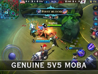 Mobile Legends: Bang Bang APK screenshot thumbnail 8