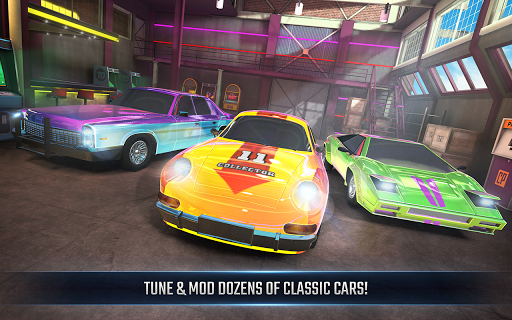 Racing Classics PRO: Drag Race and Real Speed screenshot 7