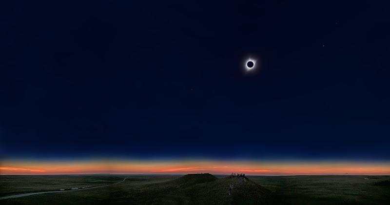 Torrington, Wyoming -  21 agosto - Eclissi Totale di Patrix