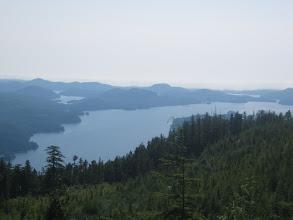 Photo: Looking toward Meares Island
